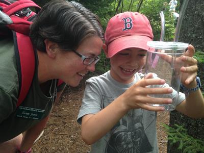 Adventure Day at the Gardens:Bugging Out-Age 6-12