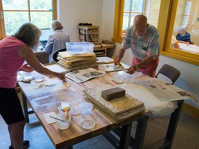 Member Insider Tour: Herbarium