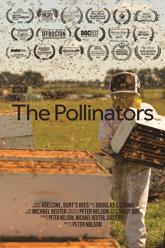 Screening of The Pollinators *RESCHEDULED*